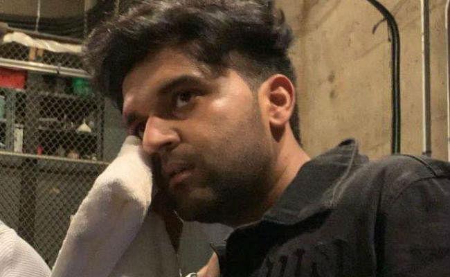कनाडा में लाइव शो दौरान पंजाबी सिंगर गुरु रंधावा पर अज्ञात शख्स ने किया हमला, Photo Viral