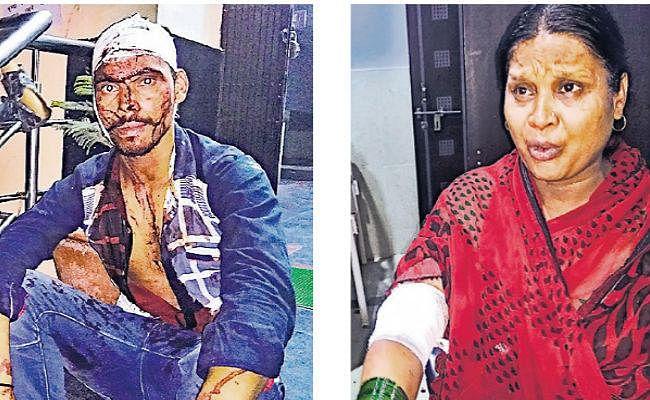 फुलवारीशरीफ : बदमाशों ने छेड़खानी का विरोध करने पर किया मां-बेटे पर चाकू से हमला