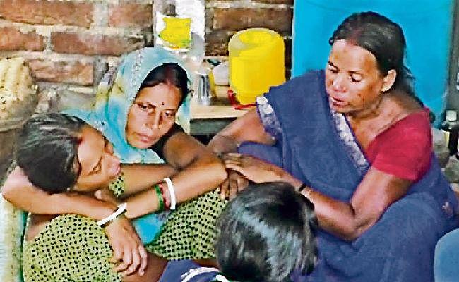 बिहारशरीफ : दंतेवाड़ा में नालंदा का जवान रोशन शहीद