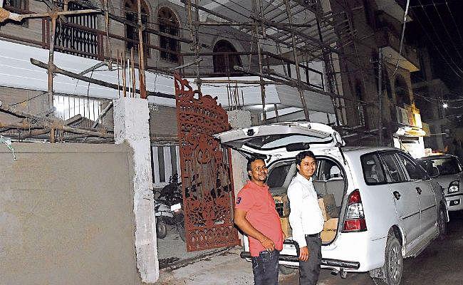 पटना : टॉल प्लाजा के ठेकेदार राजेंद्र सिंह के यहां छापेमारी, 25 लाख से ज्यादा नकद बरामद, जानें और कहां-कहां हुई छापेमारी