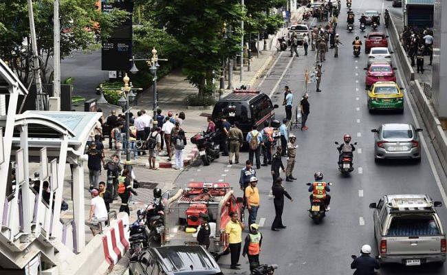 आसियान शिखर सम्मेलन के दौरान बैंकॉक में बम विस्फोट, चार घायल