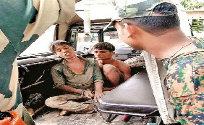 मालदा में बीएसएफ की गोली से मारा गया मवेशी तस्कर