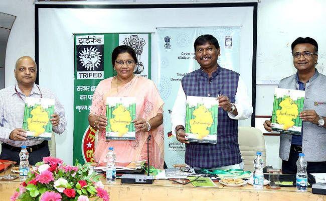 वन्य उत्पादों की उत्पादकता बढ़ाने के लिए तकनीक का प्रयोग जरूरी : अर्जुन मुंडा
