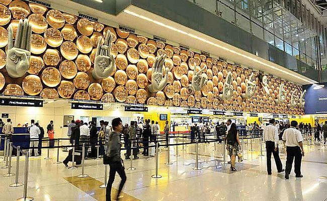 दिल्ली एयरपोर्ट को बम से उड़ाने की धमकी, 70 मिनट के लिए प्रभावित रहा परिचालन