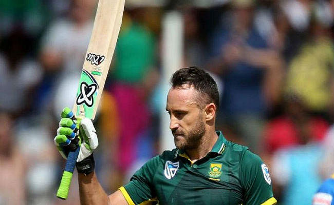 भारत के खिलाफ टी20 नहीं खेलेंगे डु प्लेसिस, डिकाक होंगे कप्तान