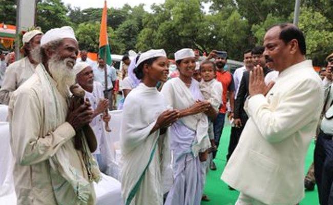 जम्मू एवं कश्मीर अब वास्तविक रूप में भारत का हिस्सा बना : रघुवर दास