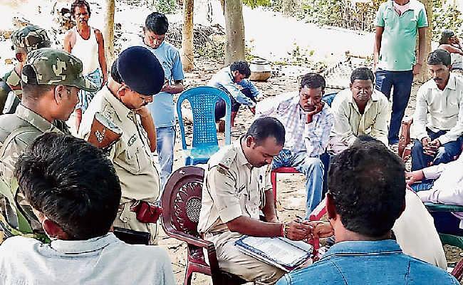 चांडिल : आंगनबाड़ी सहायिका की हत्या, गैंगरेप की आशंका