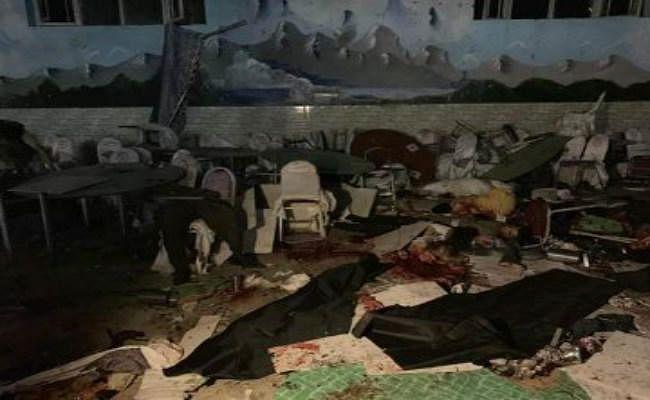अफगानिस्तान: काबुल में शादी समारोह के दौरान जोरदार विस्फोट, 63 की मौत, 180 से ज्यादा लोग घायल