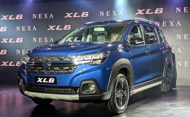Maruti Suzuki XL6 लॉन्च, मारुति ने 9.79 लाख रुपये में पेश की नयी MPV