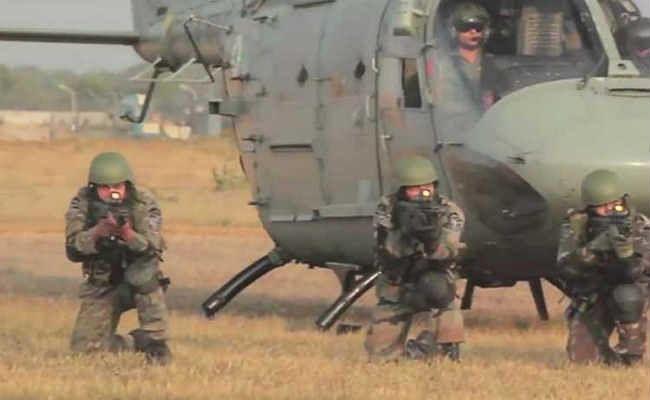 वायु सेना में गरुड़ कमांडो बनने का मौका, धनबाद में 24 से रैली