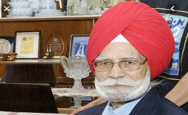 हॉकी ''लीजेंड'' बलबीर सिंह सीनियर के लिए पंजाब के सीएम अमरिंदर ने मांगा ''भारत रत्न''