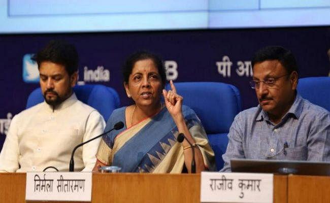 FM Nirmala Sitharaman का ऐलान- होम लोन और कार लोन की EMI होगी कम