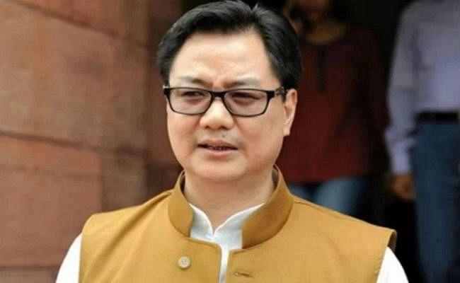 वाडा की ओर से एनडीटीएल के निलंबन के खिलाफ भारत खेल पंचाट में करेगा अपील : रिजिजू