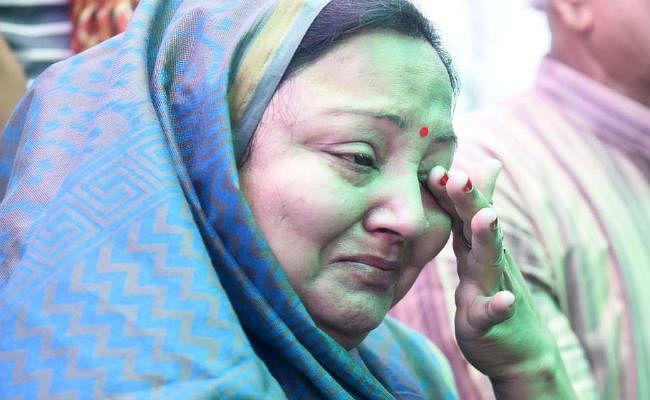 अनंत सिंह की पत्नी नीलम देवी ने पति और अपनी हत्या की जतायी आशंका, घर से मिले हथियार को विवेका पहलवान का बताया, कहा...