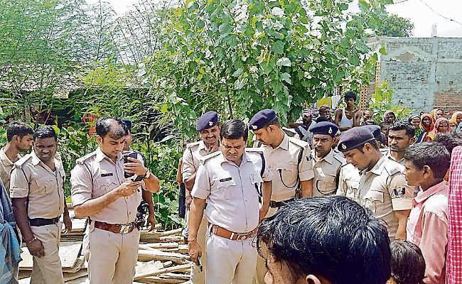 मुजफ्फरपुर : गैंगवार में कुख्यात मनीष समेत दो की हत्या