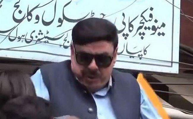 'कश्मीर ऑवर'' : मोदी का नाम लेते ही पाकिस्तान के रेल मंत्री को लगा करंट