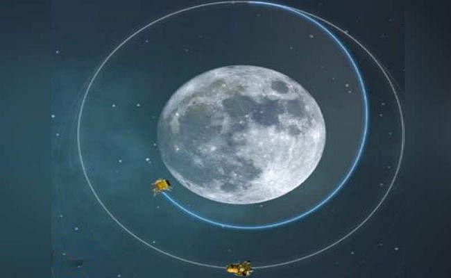 Chandrayaan 2: कामयाबी की एक और सीढ़ी चढ़ा ISRO, सफलतापूर्वक Orbiter से अलग हुआ Lander Vikram