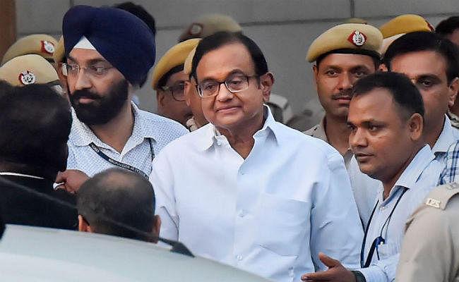 INX media case : पूर्व वित्त मंत्री पी चिदंबरम की CBI कस्टडी कल तक के लिए बड़ी