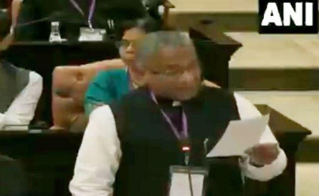 मालदीव में द एशियाई स्पीकरों के सम्मेलन के घोषणापत्र में कश्मीर पर पाक के दावे की अनदेखी