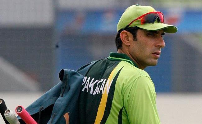 मिसबाह बने पाक क्रिकेट टीम के मुख्य कोच और मुख्य चयनकर्ता