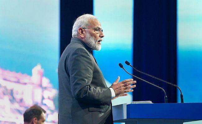 रूस के सुदूर पूर्वी क्षेत्र के विकास के लिए एक अरब डॉलर का कर्ज देगा भारत