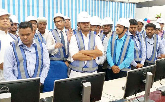 औरंगाबाद : नवीनगर बिजली घर से 660MW बिजली उत्पादन शुरू, केंद्रीय राज्य मंत्री ने पहली इकाई का किया उदघाटन, कहा...