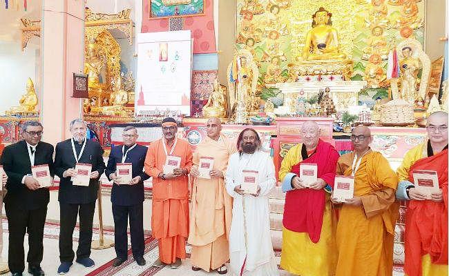 मंगोलिया में आयोजित अंतरराष्ट्रीय सम्मेलन में बोले सुशील मोदी- विश्व की आध्यात्मिक राजधानी बनेगा बोधगया