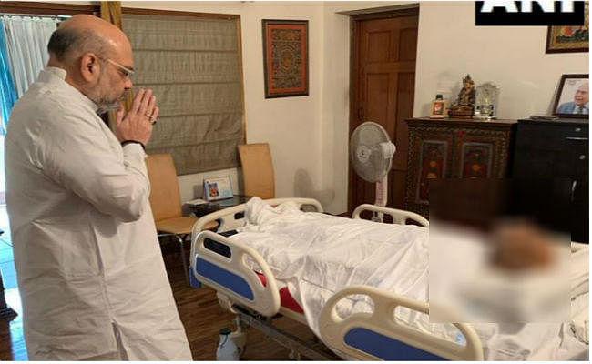राम जेठमलानी के निधन पर पीएम मोदी और सोनिया गांधी ने जताया दुख, उपराष्ट्रपति ने घर पहुंचकर दी श्रद्धांजलि