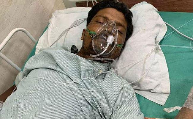 हिंसा के शिकार बीरभूम के भाजपा कार्यकर्ता ने कोलकाता में तोड़ा दम