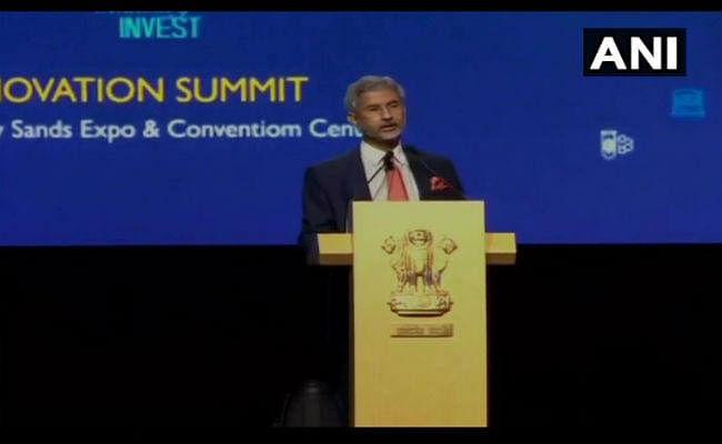 विदेश मंत्री एस जयशंकर बोले- भारत की नीतियों का सिंगापुर बहुत महत्वपूर्ण और बड़ा केंद्र बना