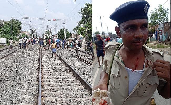 बिहार : भागलपुर के अकबरनगर में ताजिया जुलूस के दौरान दो पक्षों के बीच पथराव, 5 पुलिसकर्मी जख्मी