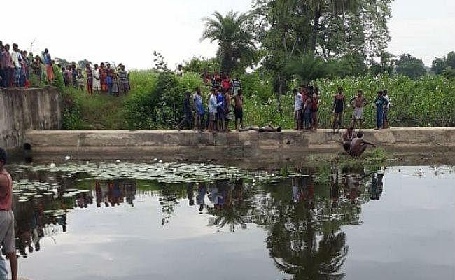 पलामू : गहरे पानी में दलदल में फंसने से नहाने गये युवक की मौत