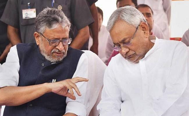 बिहार में CM पद को लेकर NDA में घमासान, भाजपा नेता की नीतीश को बदलने की मांग पर गरमायी सियासत