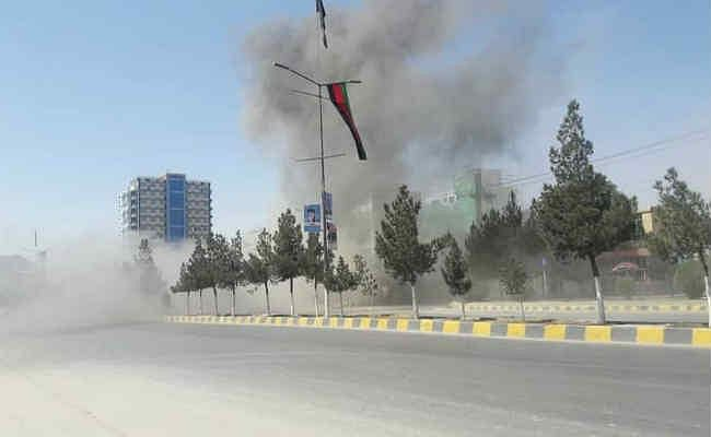9/11 हमले की 18वीं बरसी पर थर्राया अफगानिस्तान,  अमेरिकी दूतावास के पास बम विस्फोट