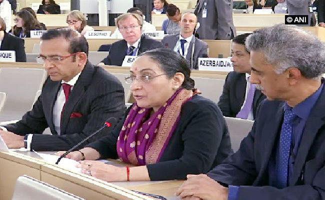 संयुक्त राष्ट्र में पस्त हुआ पाकिस्तान, भारत ने किया झूठ का पर्दाफाश, इन तर्कों से कश्मीर पर कराया चुप