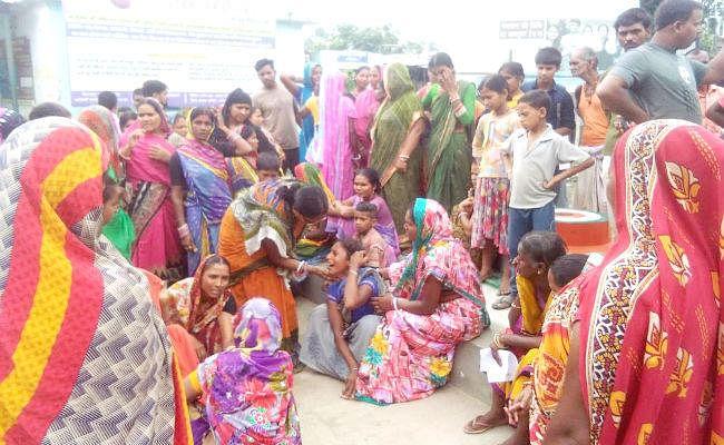 रांची-जयनगर एक्सप्रेस ट्रेन से उतरने के दौरान दो बहनों की मौत, निजी आइटीआइ की थी छात्रा