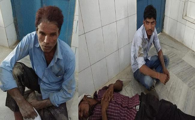 छात्राओं के साथ छेड़खानी का विरोध करने पर मनचलों ने कोचिंग संचालक के साथ की मारपीट