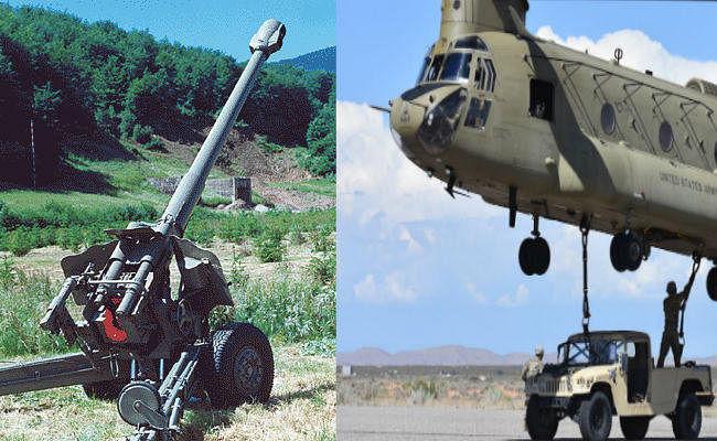 चाइना बॉर्डर पर अमेरिकी हथियार तैनात करेगा भारत, होवित्जर तोप और चिनूक हेलीकॉप्टर से दुश्मन के छुड़ायेंगे छक्के