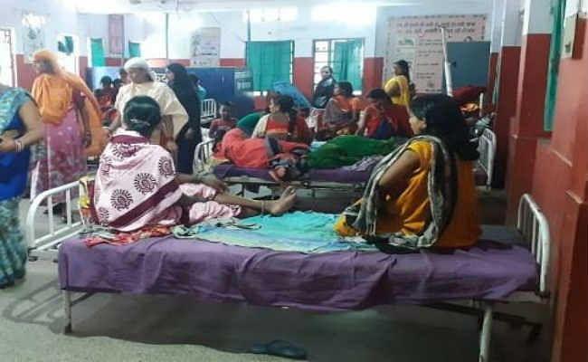 Coronavirus in Bihar : SKMCH में सामान्य मरीज की भर्ती पर लगी रोक, मुजफ्फरपुर के दो निजी अस्पतालों में बेड फुल, वेटिंग में कई मरीज