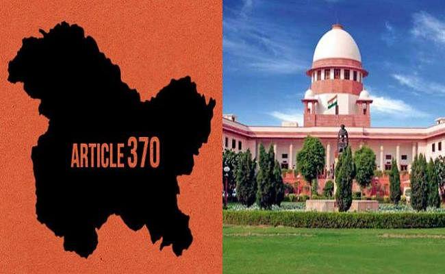 Article 370 : सुप्रीम कोर्ट ने आजाद को सशर्त जम्मू-कश्मीर जाने की अनुमति दी, CJI भी कर सकते हैं दौरा