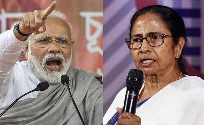 18 को नयी दिल्ली में प्रधानमंत्री नरेंद्र मोदी से मिलेंगी पश्चिम बंगाल की मुख्यमंत्री ममता बनर्जी