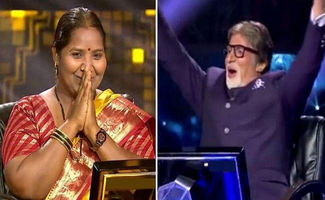 KBC 11: 1500 रुपये महीना कमानेवाली महिला बनी दूसरी करोड़पति, देखें VIDEO