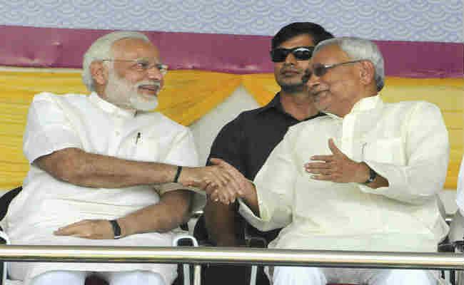 #HappyBdayPMModi: बिहार के सीएम नीतीश कुमार ने कहा- हैपी बर्थडे मोदी जी