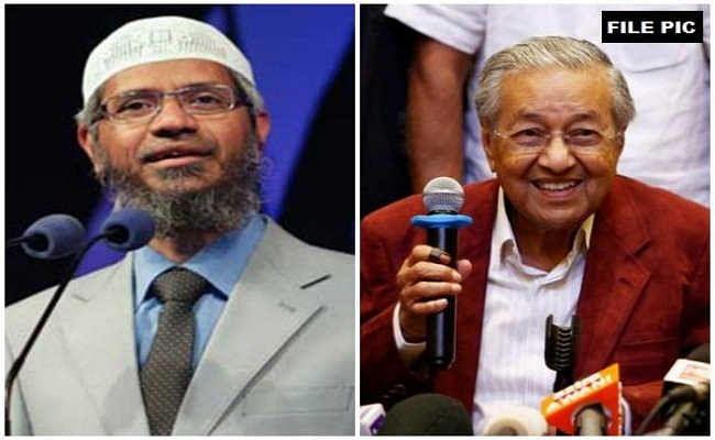 जाकिर नाइक की पर मलेशियाई PM का दावा, ''दुनिया भर में उसे कोई नहीं चाहता, मोदी ने नहीं की प्रत्यर्पण की  मांग''