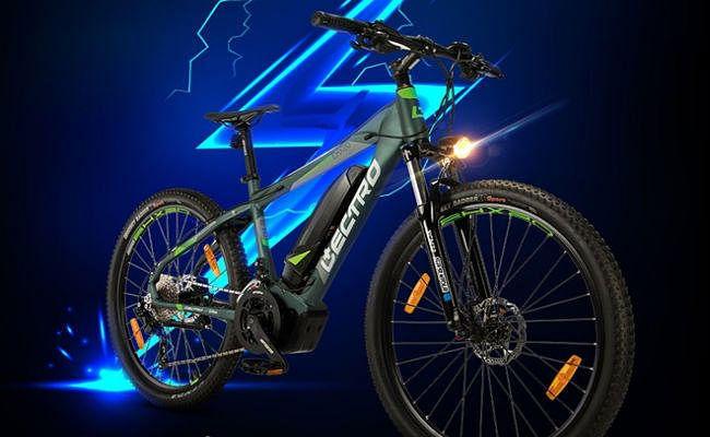 Hero साइकिल्स, Yamaha मोटर ने पेश की ई-साइकिल Lectro EHX20