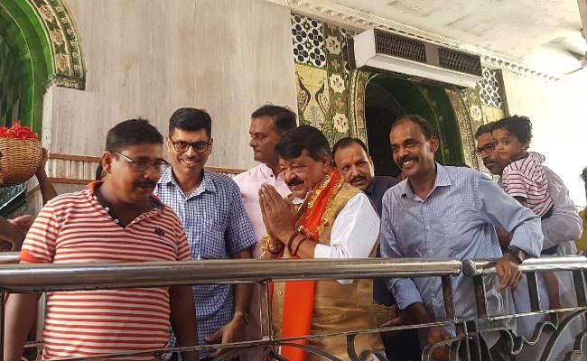 कालीघाट में बोले कैलाश विजयवर्गीय, राजीव कुमार में अटकी है ममता की जान