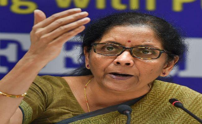 वित्त मंत्री ने कहा, मार्च 2020 तक एमएसएमई के दबाव वाले कर्ज को एनपीए घोषित नहीं किया जायेगा
