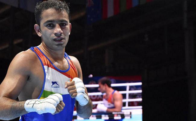 इतिहास बनाने उतरेंगे भारतीय मुक्केबाज ''अमित पंघाल', विश्व चैंपियनशिप में आज फाइनल मुकाबला