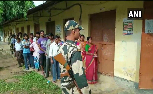 उपचुनाव: यूपी, छत्तीसगढ़ और त्रिपुरा की इन सीटों पर मतदान जारी, 27 सिंतबर को जारी होगा परिणाम