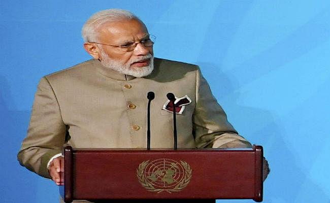 UN में पीएम मोदी ने कहा, स्वास्थ्य की देखभाल को किफायती बनाने के लिए भारत ने उठाये 'ऐतिहासिक कदम''